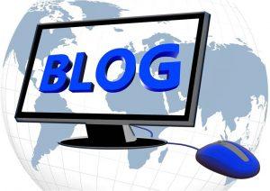 블로그와 웹사이트의 차이